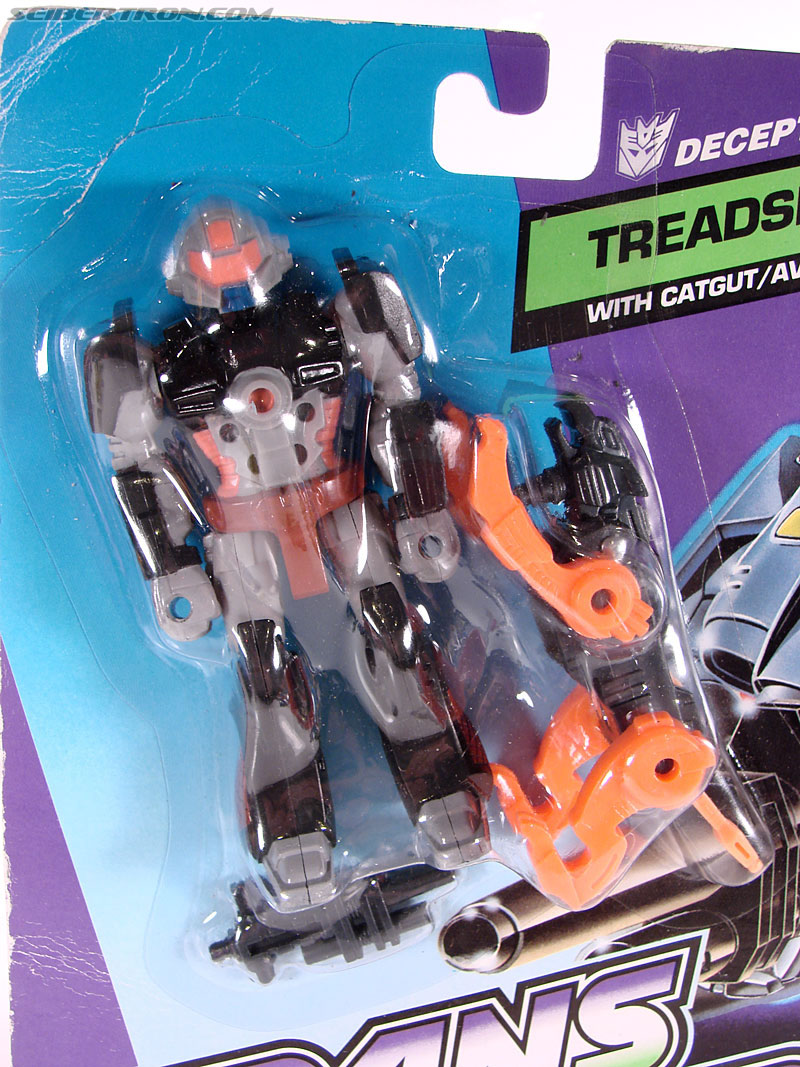 Transformers G1 1990 Treadshot with Catgut (Image #7 of 86)