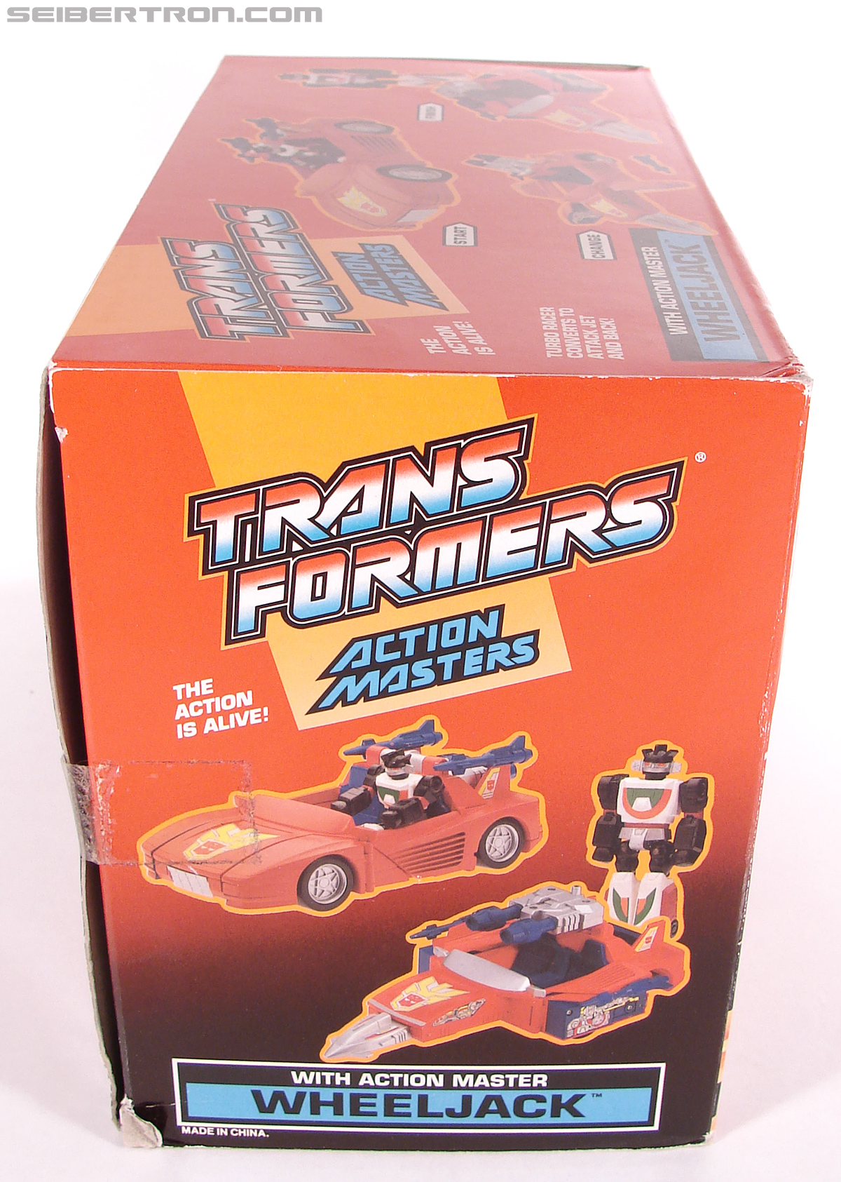 Transformers G1 1990 Wheeljack with Turbo Racer (Image #9 of 178)