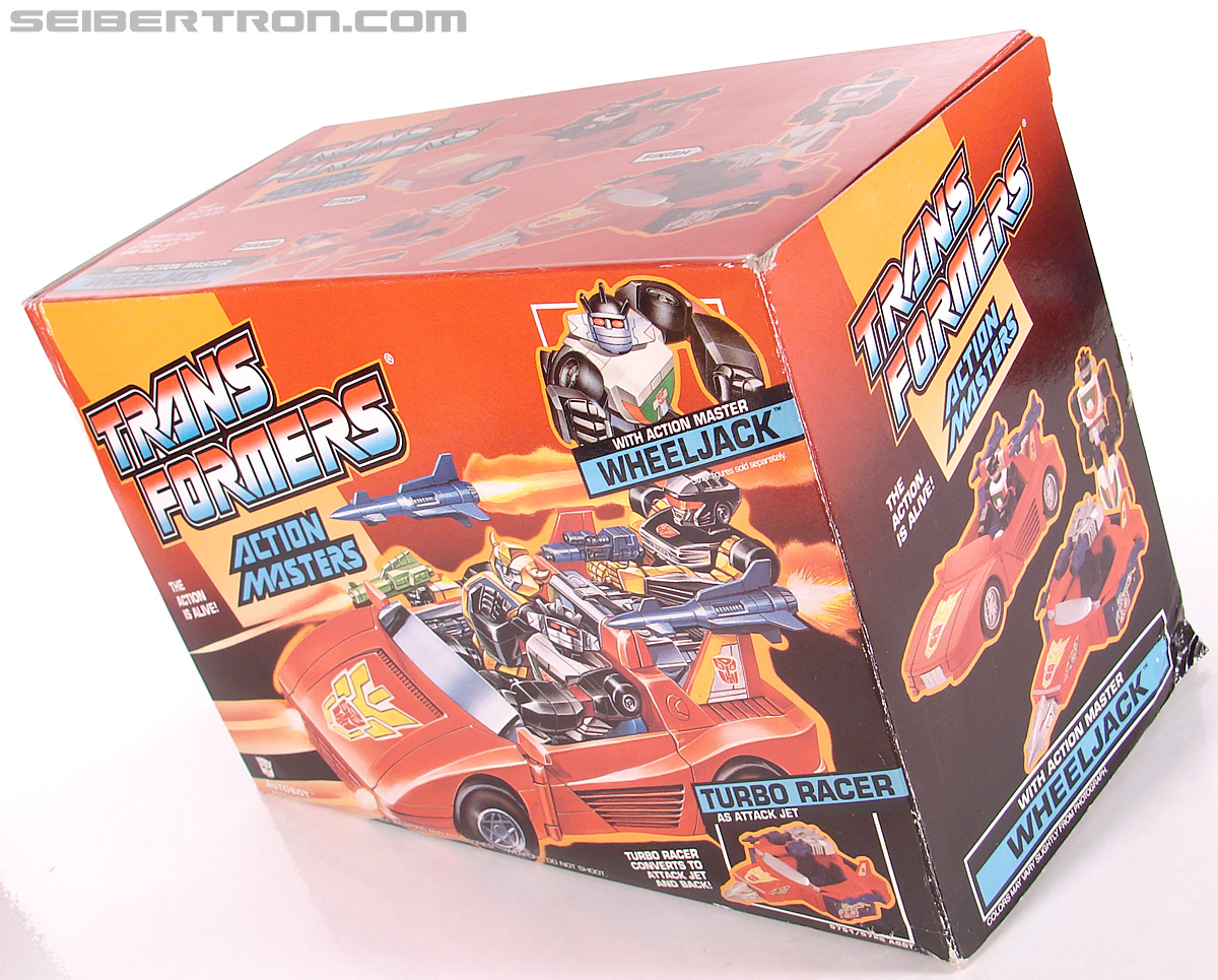 Transformers G1 1990 Wheeljack with Turbo Racer (Image #21 of 178)
