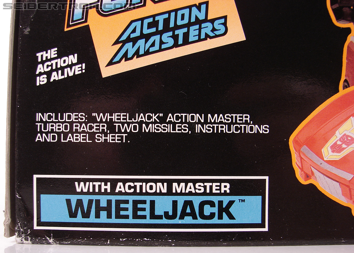 Transformers G1 1990 Wheeljack with Turbo Racer (Image #24 of 178)
