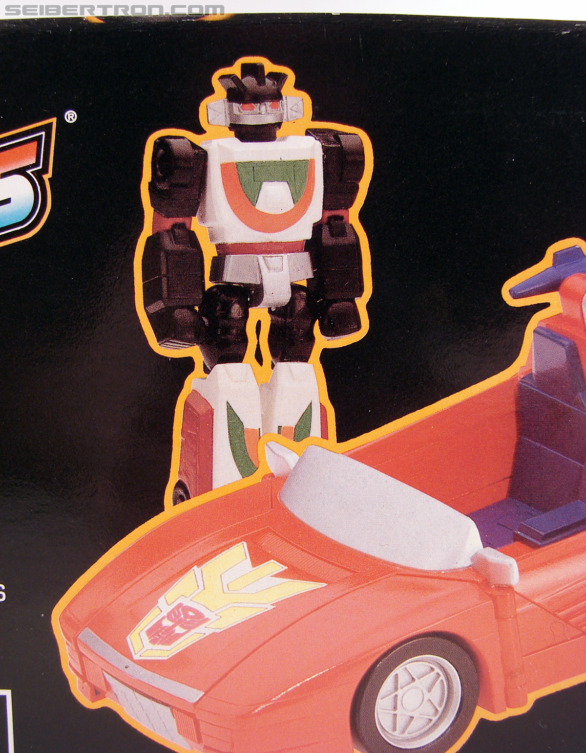 Transformers G1 1990 Wheeljack with Turbo Racer (Image #25 of 178)