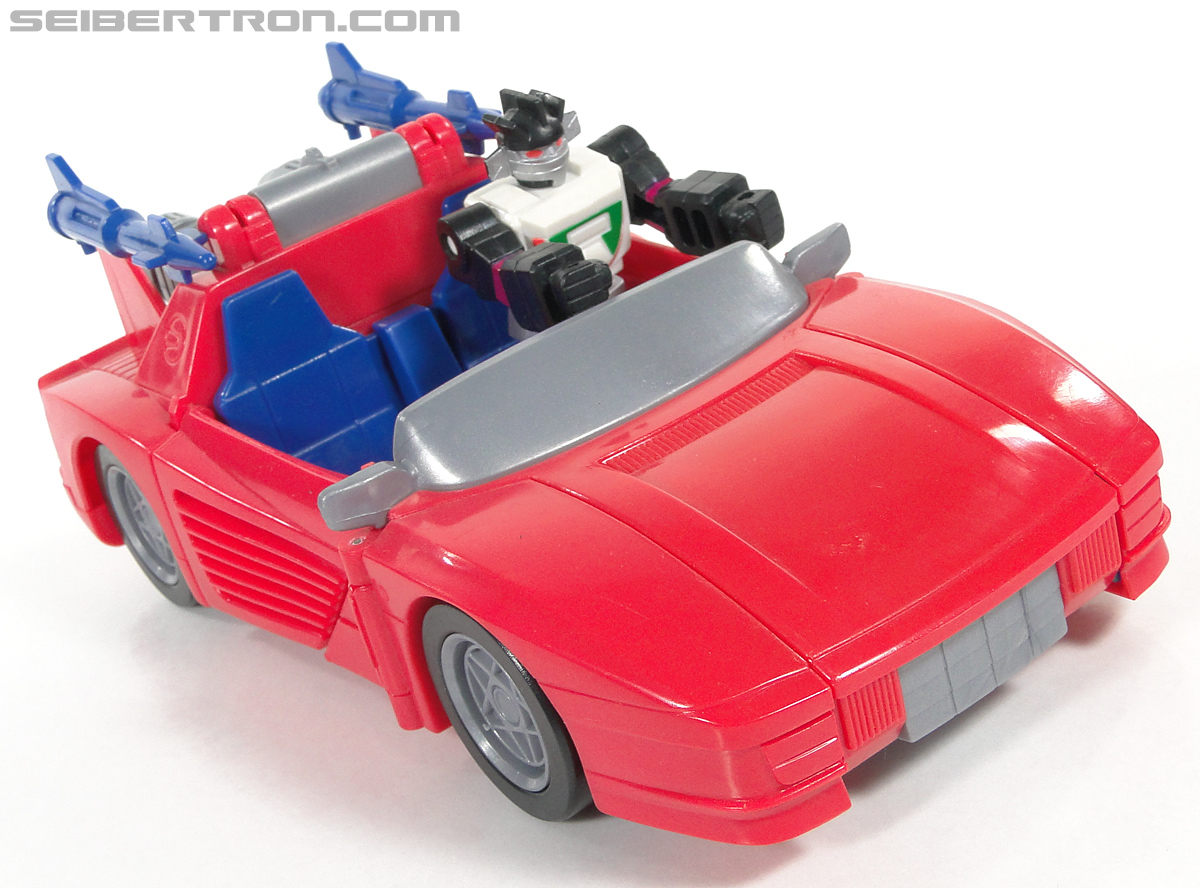 Transformers G1 1990 Wheeljack with Turbo Racer (Image #36 of 178)