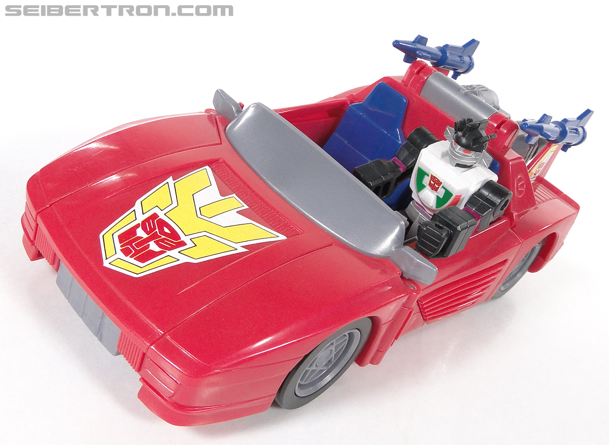 Transformers G1 1990 Wheeljack with Turbo Racer (Image #62 of 178)