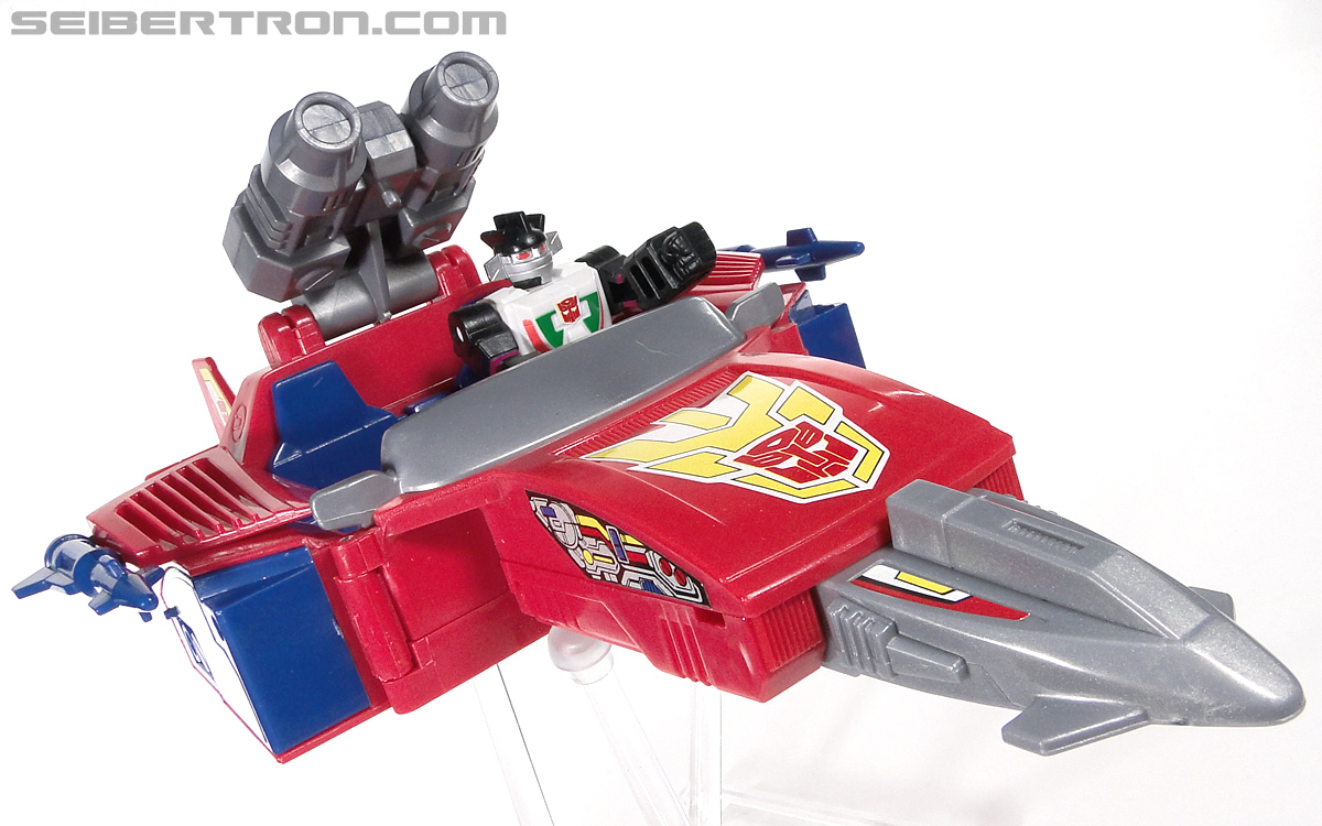 Transformers G1 1990 Wheeljack with Turbo Racer (Image #84 of 178)