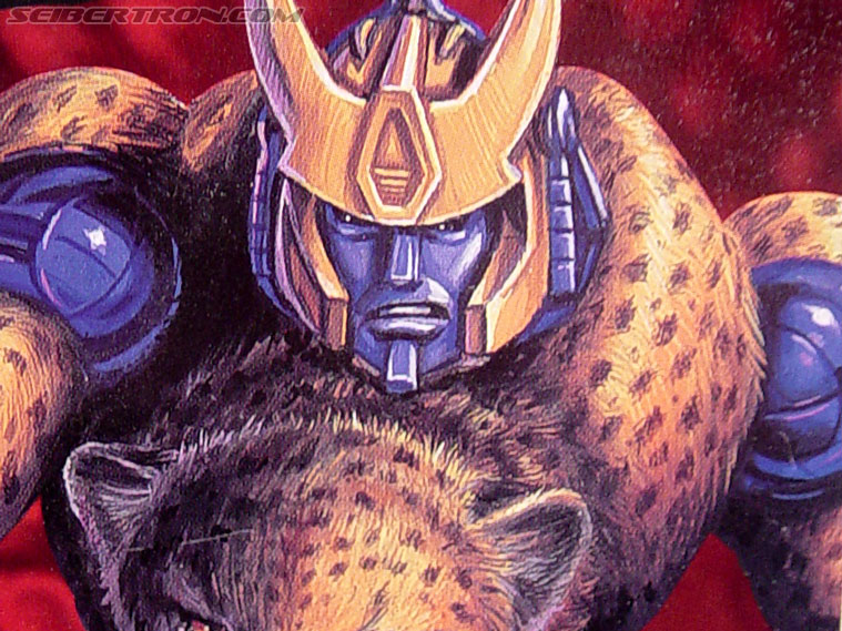Transformers Beast Wars Cheetor (Chiitas) (Image #12 of 91)