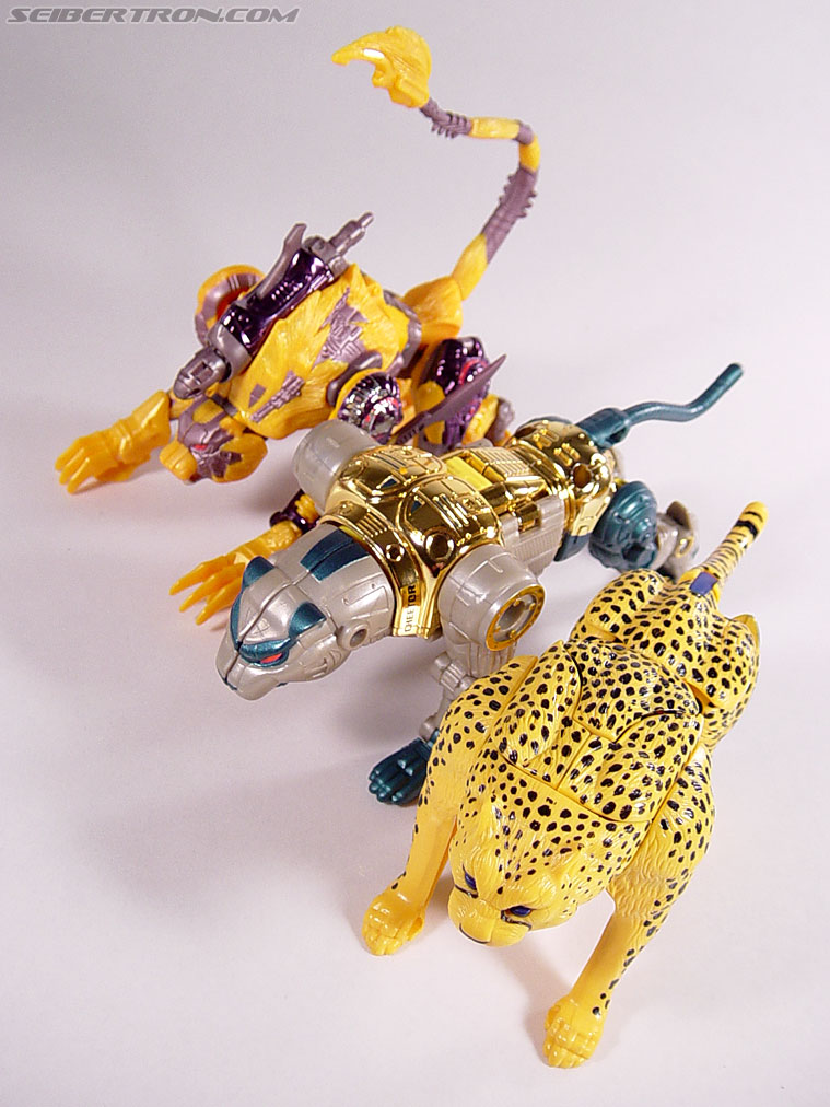 Transformers Beast Wars Cheetor (Chiitas) (Image #15 of 91)