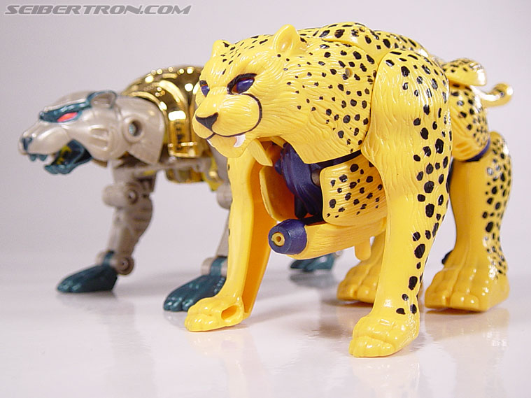 Transformers Beast Wars Cheetor (Chiitas) (Image #34 of 91)