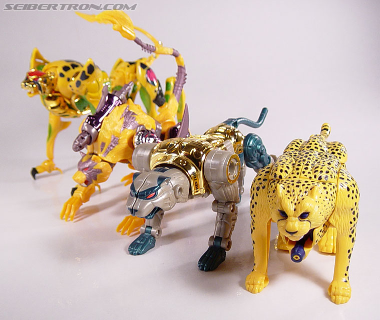 Transformers Beast Wars Cheetor (Chiitas) (Image #38 of 91)