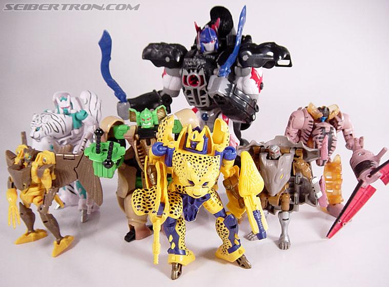 Transformers Beast Wars Cheetor (Chiitas) (Image #71 of 91)