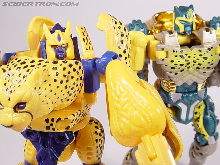 Transformers Beast Wars Cheetor (Chiitas) (Image #89 of 91)