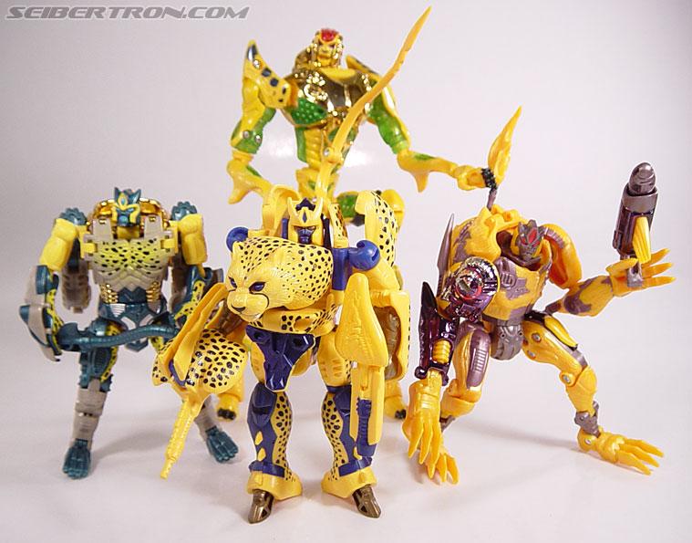 Transformers Beast Wars Cheetor (Chiitas) (Image #90 of 91)