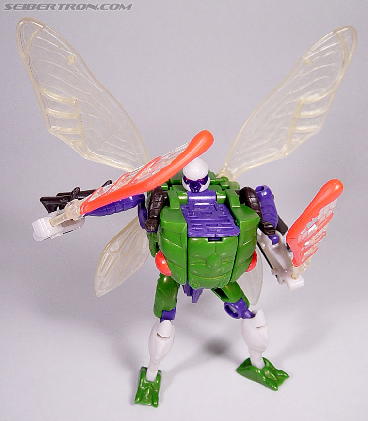 Transformers Beast Wars Cicadacon (D.J.) (Image #35 of 44)
