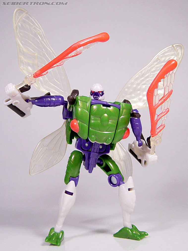 Transformers Beast Wars Cicadacon (D.J.) (Image #36 of 44)