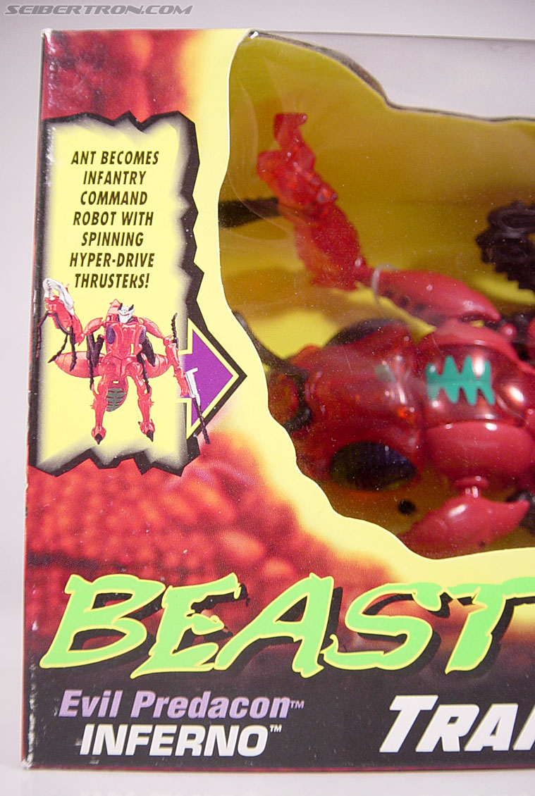 Transformers Beast Wars Inferno (Image #2 of 104)