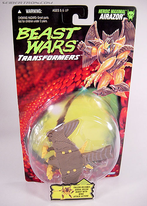 Transformers Beast Wars Airazor (Image #1 of 99)