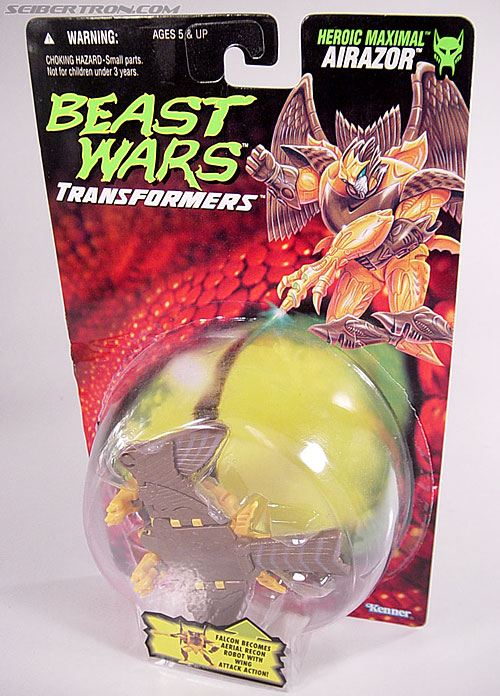 Transformers Beast Wars Airazor (Image #11 of 99)