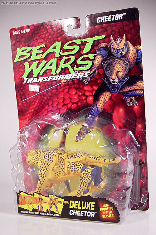 Transformers Beast Wars Cheetor (Chiitas) (Image #10 of 91)