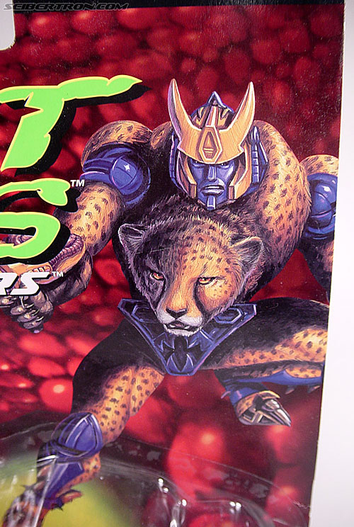 Transformers Beast Wars Cheetor (Chiitas) (Image #11 of 91)