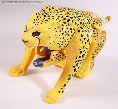 Transformers Beast Wars Cheetor (Chiitas) (Image #20 of 91)