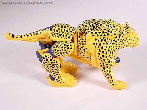 Transformers Beast Wars Cheetor (Chiitas) (Image #24 of 91)