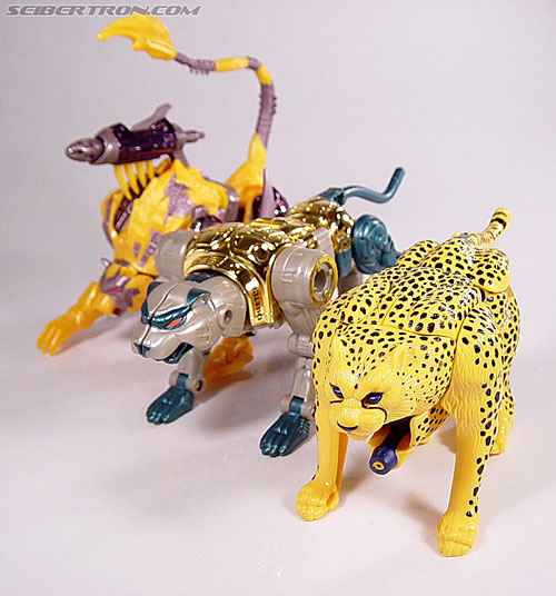Transformers Beast Wars Cheetor (Chiitas) (Image #36 of 91)
