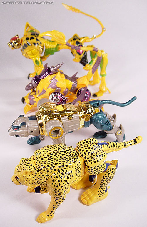 Transformers Beast Wars Cheetor (Chiitas) (Image #40 of 91)