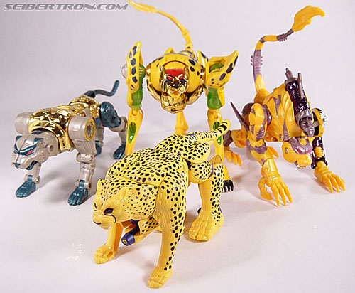 Transformers Beast Wars Cheetor (Chiitas) (Image #41 of 91)