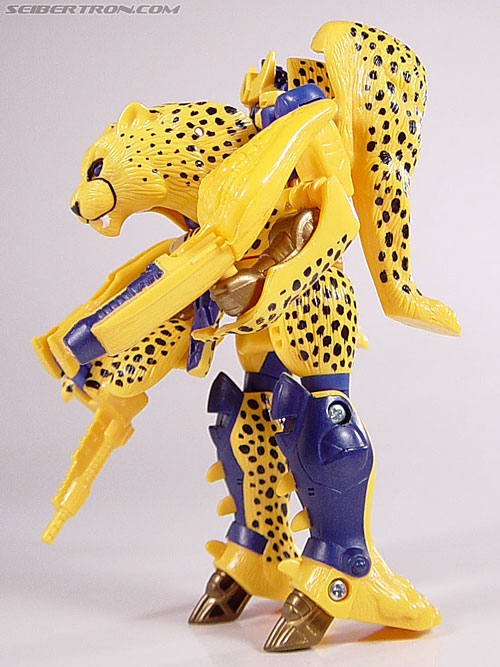 Transformers Beast Wars Cheetor (Chiitas) (Image #50 of 91)