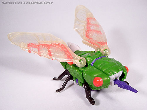 Transformers Beast Wars Cicadacon (D.J.) (Image #3 of 44)