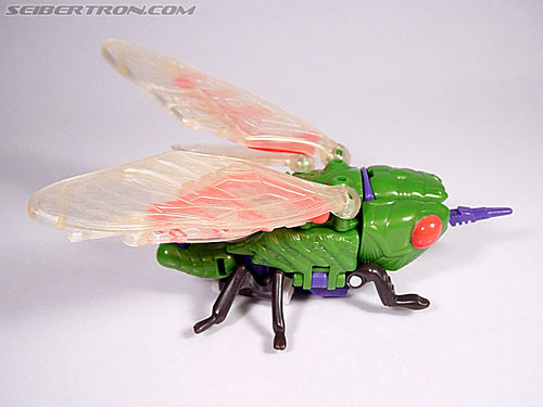 Transformers Beast Wars Cicadacon (D.J.) (Image #4 of 44)