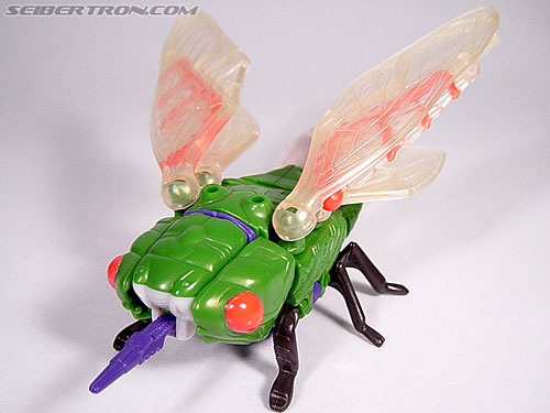 Transformers Beast Wars Cicadacon (D.J.) (Image #10 of 44)