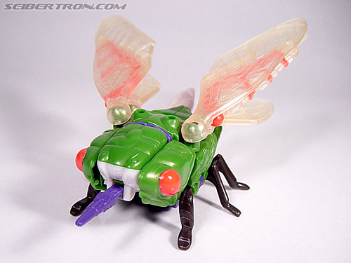 Transformers Beast Wars Cicadacon (D.J.) (Image #11 of 44)