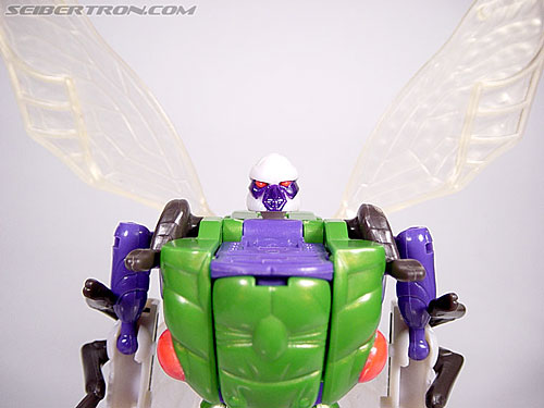Transformers Beast Wars Cicadacon (D.J.) (Image #17 of 44)