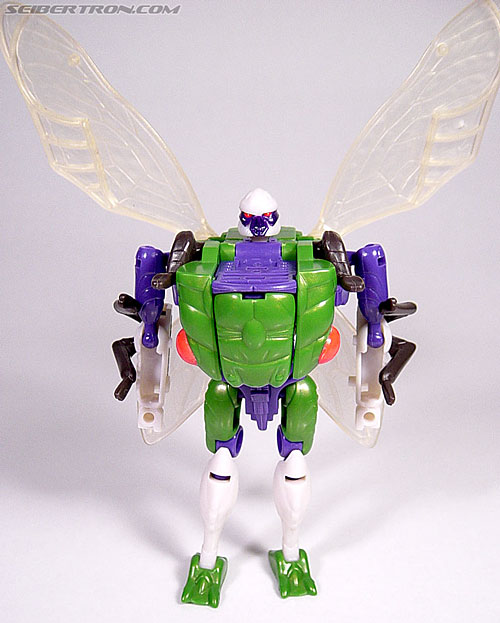 Transformers Beast Wars Cicadacon (D.J.) (Image #20 of 44)