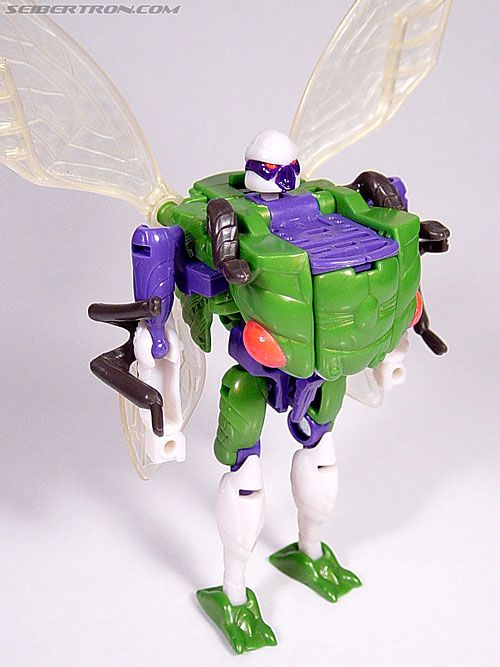 Transformers Beast Wars Cicadacon (D.J.) (Image #21 of 44)