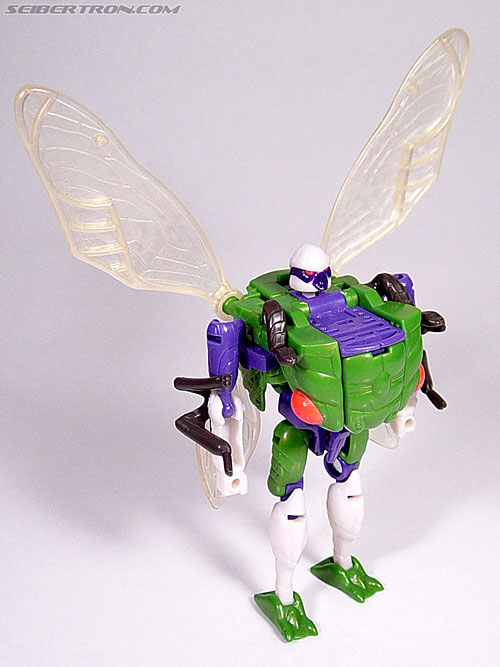 Transformers Beast Wars Cicadacon (D.J.) (Image #23 of 44)