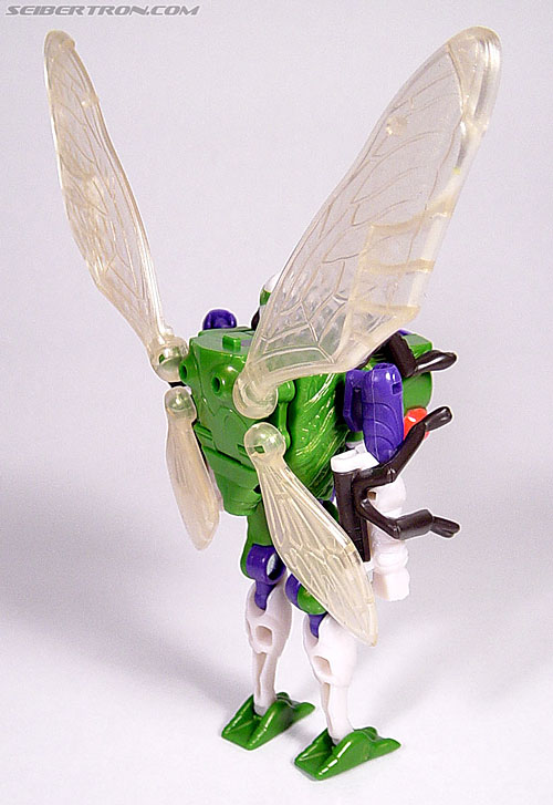 Transformers Beast Wars Cicadacon (D.J.) (Image #26 of 44)