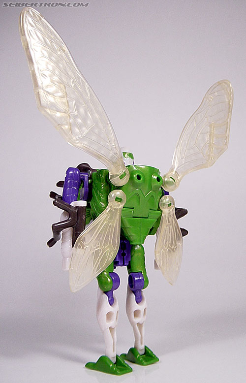 Transformers Beast Wars Cicadacon (D.J.) (Image #28 of 44)