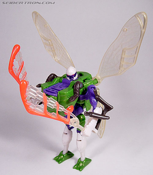 Transformers Beast Wars Cicadacon (D.J.) (Image #30 of 44)