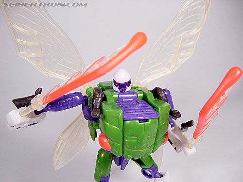 Transformers Beast Wars Cicadacon (D.J.) (Image #33 of 44)
