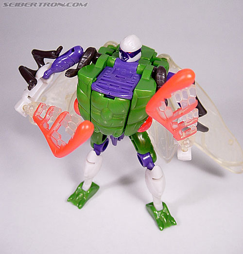 Transformers Beast Wars Cicadacon (D.J.) (Image #39 of 44)