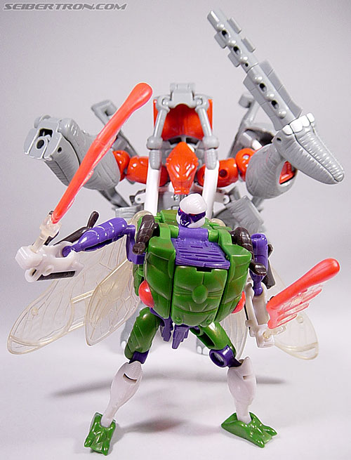 Transformers Beast Wars Cicadacon (D.J.) (Image #43 of 44)