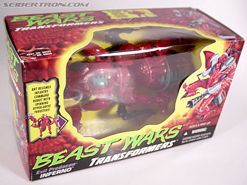 Transformers Beast Wars Inferno (Image #6 of 104)