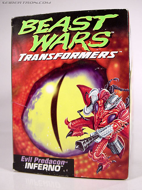 Transformers Beast Wars Inferno (Image #7 of 104)