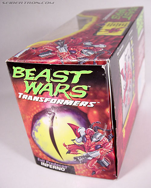 Transformers Beast Wars Inferno (Image #12 of 104)