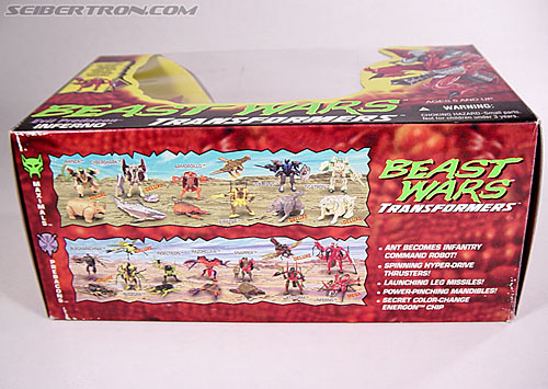 Transformers Beast Wars Inferno (Image #14 of 104)