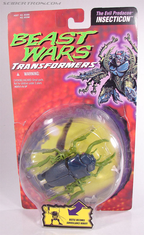Transformers Beast Wars Insecticon (Image #1 of 76)