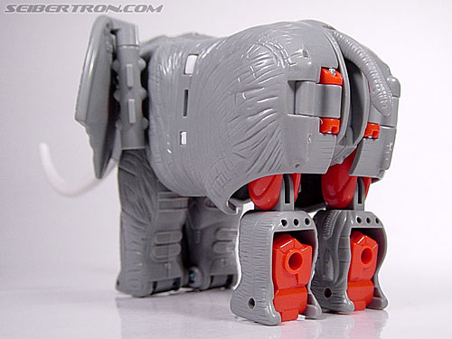 Transformers Beast Wars Ironhide (Santon) (Image #8 of 43)