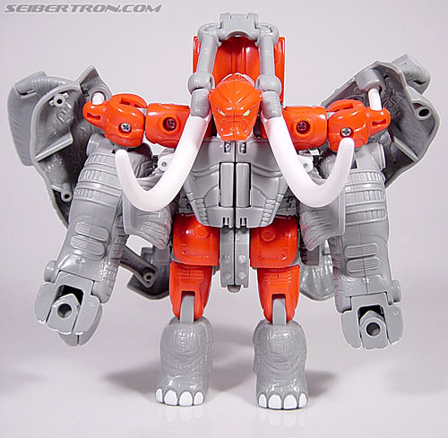 Transformers Beast Wars Ironhide (Santon) (Image #21 of 43)