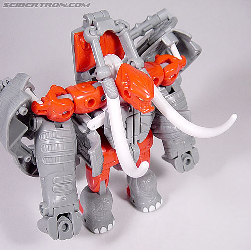 Transformers Beast Wars Ironhide (Santon) (Image #22 of 43)